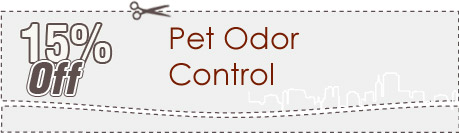 Cleaning Coupons | 15% off pet odor control | Queens Carpet Cleaning