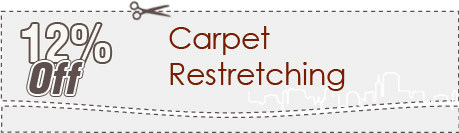 Cleaning Coupons | 12% off carpet restretching | Queens Carpet Cleaning