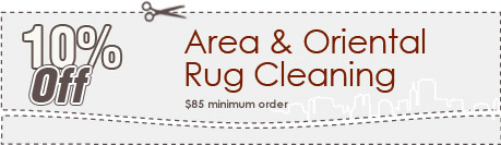 Cleaning Coupons | 10% off area rug cleaning | Queens Carpet Cleaning